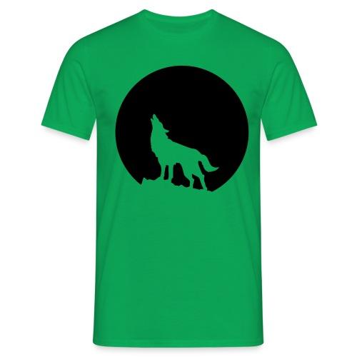 Maglietta wolf - Maglietta da uomo