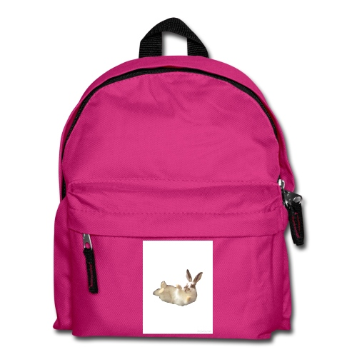 Rabbit backpack blue - Kids' Backpack