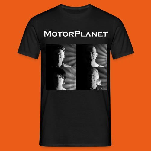 T-Shirt Herren - Männer T-Shirt