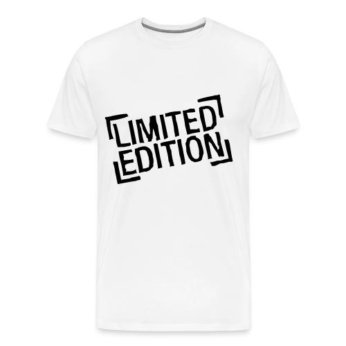 T-Shirt Limited - Männer Premium T-Shirt