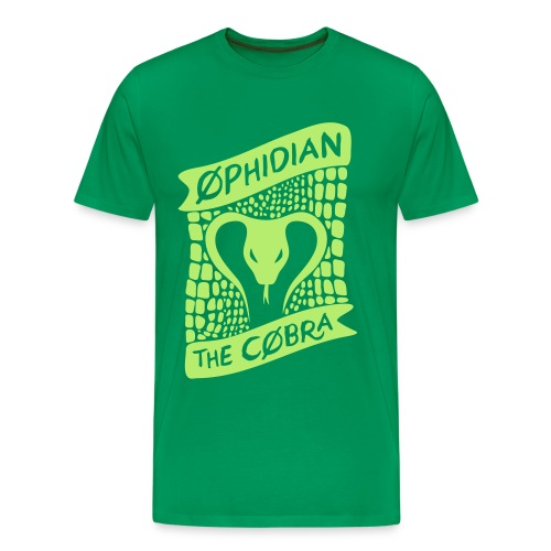 Adults Ophidian Shirt - Men's Premium T-Shirt