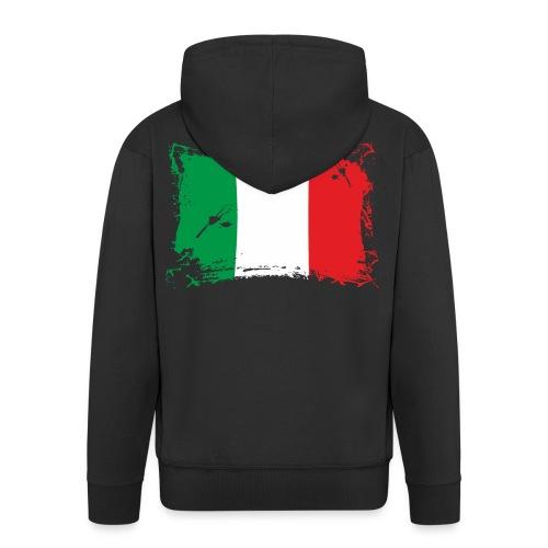 Italien - Männer Premium Kapuzenjacke