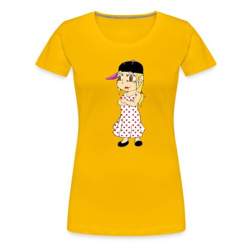 Freezy Trap GirlieShirt - Frauen Premium T-Shirt