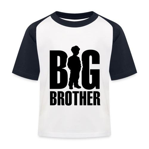Big brother - Camiseta béisbol niño