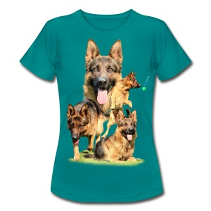 T-Shirt DSH - Frauen T-Shirt