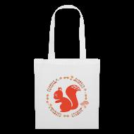 Sacs et sacs à dos ~ Tote Bag ~ sac écureuil