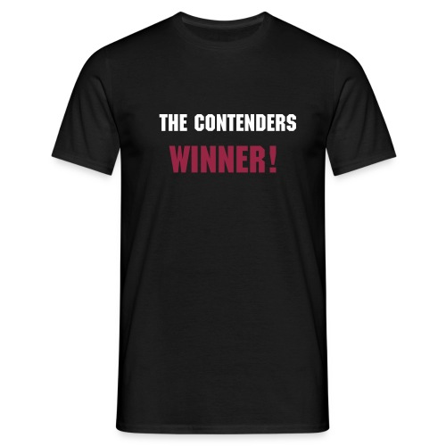 THE CONTENDER - Men's T-Shirt
