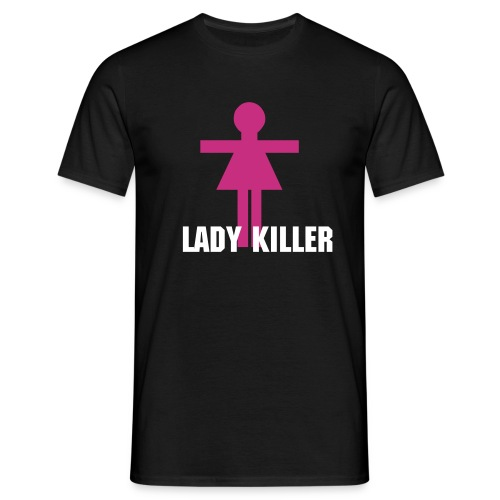 LADY KILLER - Men's T-Shirt