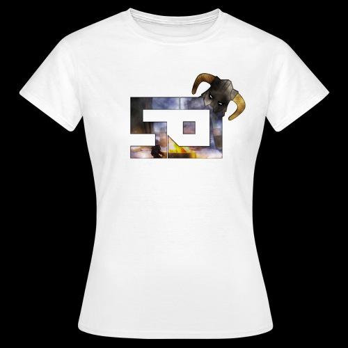 T-Shirt SpJockey Skyrim Donna - Maglietta da donna