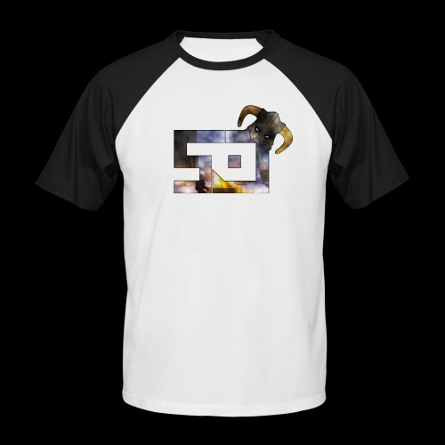 T-Shirt SpJockey Skyrim Ed. Speciale - Maglia da baseball a manica corta da uomo