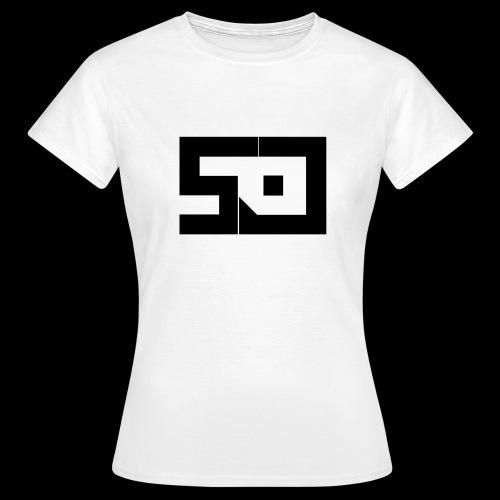 T-Shirt SpJockey Donna Bianca - Maglietta da donna