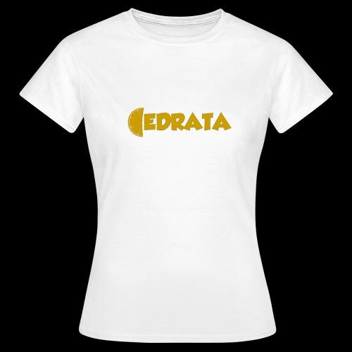 T.Shirt Cedrata Donna - Maglietta da donna