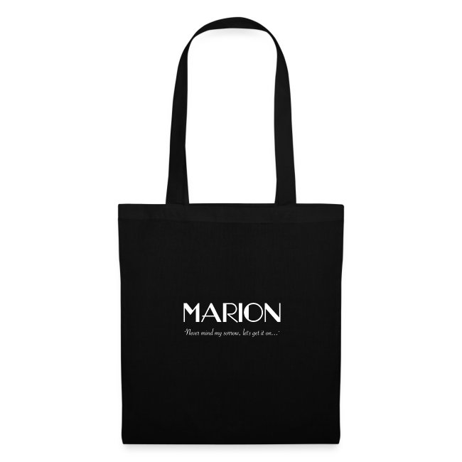 Marion: Hurricane - Tote Bag