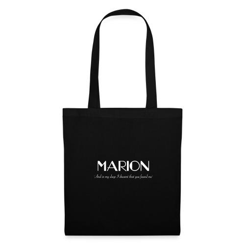 Marion: Sleep - Tote Bag - Tote Bag