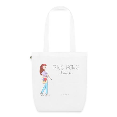 LE PING-PONG ! - Sac en tissu biologique