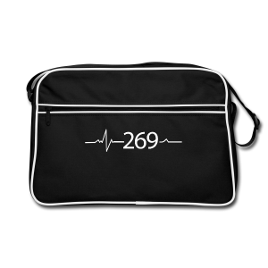 269 - RESPECT LIFE - Retro Tasche