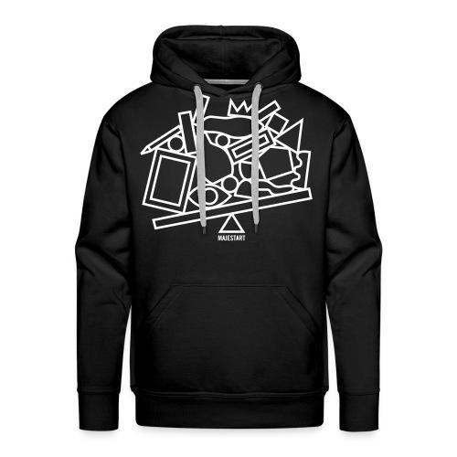 Corporate | par Jérémie Claeys - Sweat-shirt à capuche Premium pour hommes