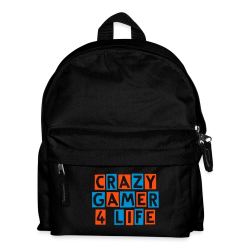 Kids | Crazy Gamer | Backpack - Kids' Backpack
