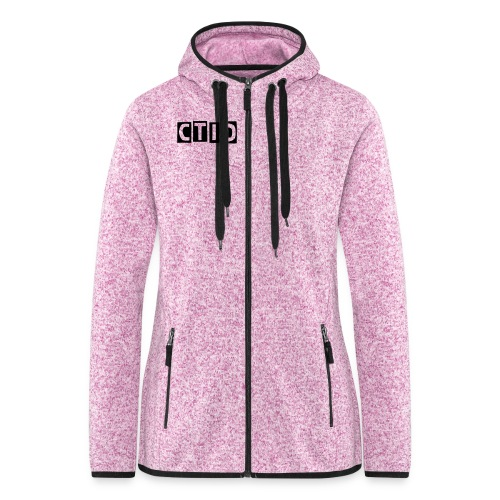 VK - Women's Hooded Fleece Jacket