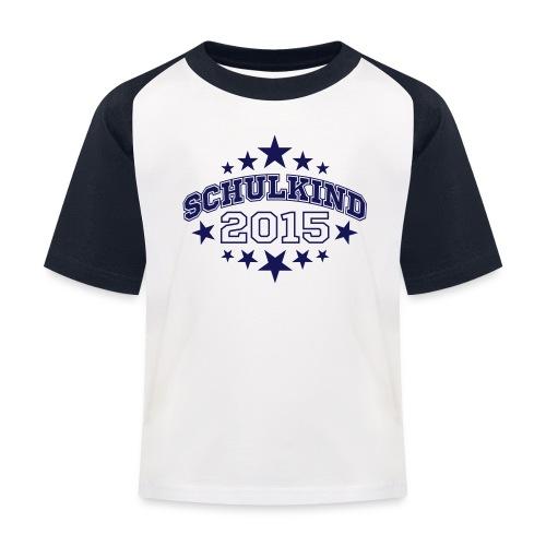T-Shirt für Schulanfänger - Kinder Baseball T-Shirt