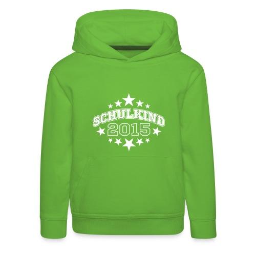 Kapuzenpulli für Schulanfänger - Kinder Premium Hoodie
