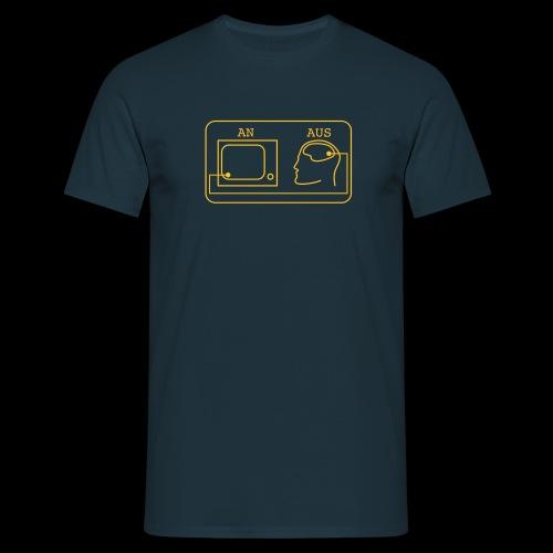 Wechselschaltung - Männer T-Shirt