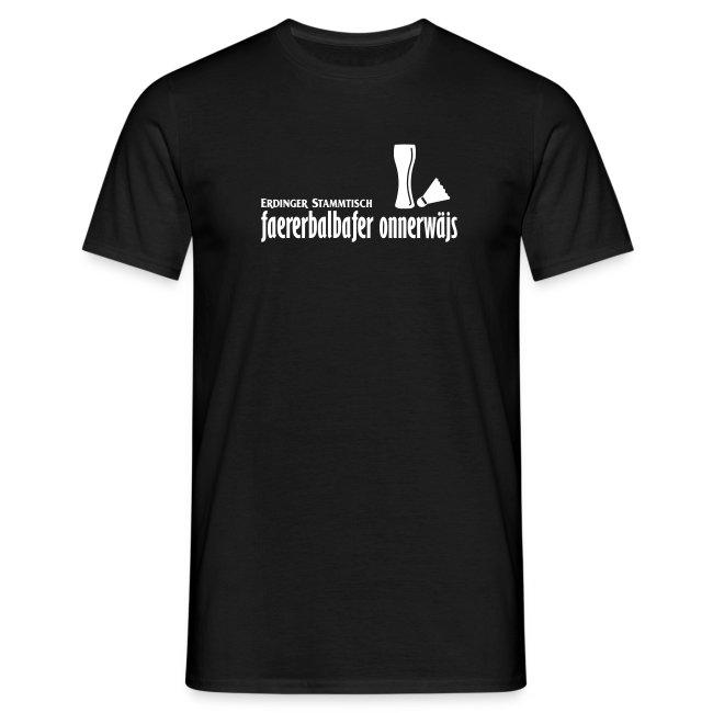 Männer T-Shirt Stammtisch