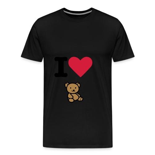 Nounours1 - T-shirt Premium Homme