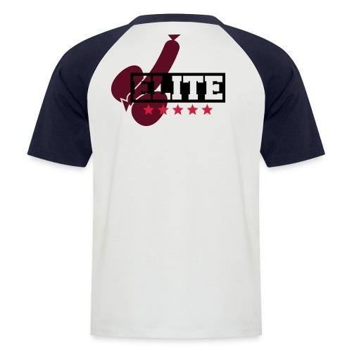 Bandaada - Männer Baseball-T-Shirt