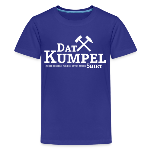 Dat Kumpel-Shirt Kinder - Teenager Premium T-Shirt