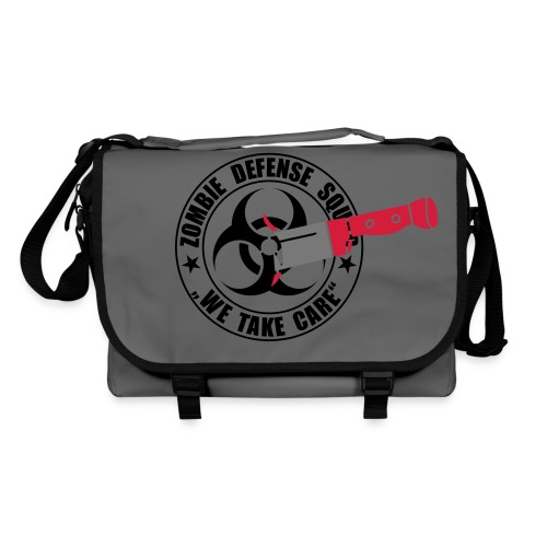 zombie ready bag - Shoulder Bag