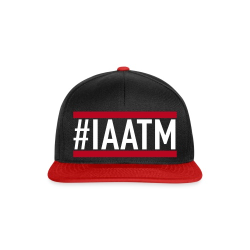 #IAATM |SNAPBACK - Snapback Cap