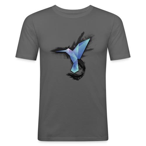 Colibri Slim - Männer Slim Fit T-Shirt