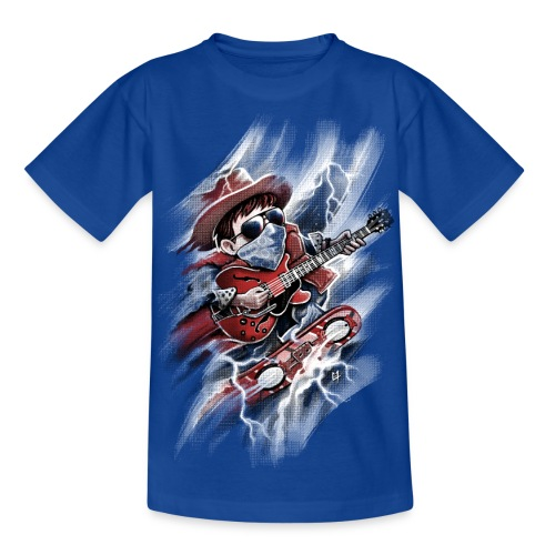 Time Rider - Kids' T-Shirt