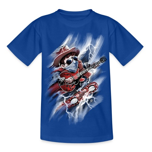 Time Rider - Teenage T-Shirt
