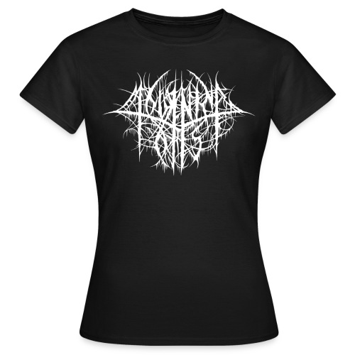 Mourning Forest - Logo - female - T-shirt Femme