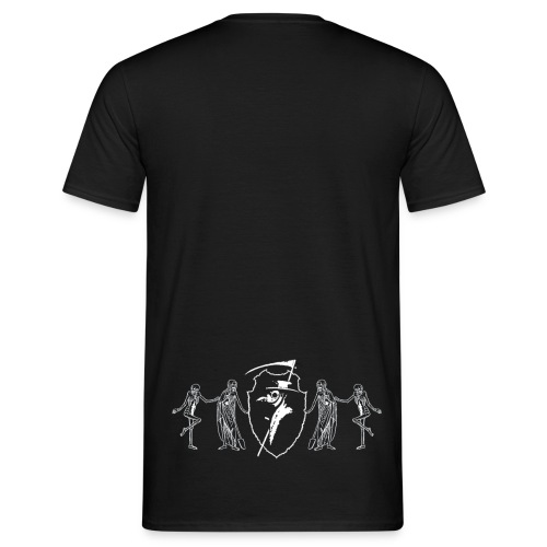 Mourning Forest - Blason - male - T-shirt Homme