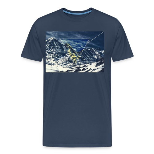 Triangel - Männer Premium T-Shirt