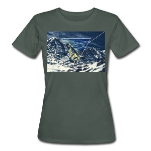 Triangle - Frauen Bio-T-Shirt