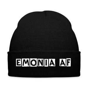 team emonia beanie - Winter Hat
