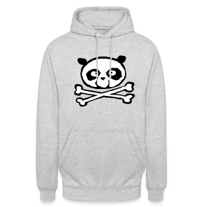 Sweat Shirt Unisexe Panda - Sweat-shirt à capuche unisexe