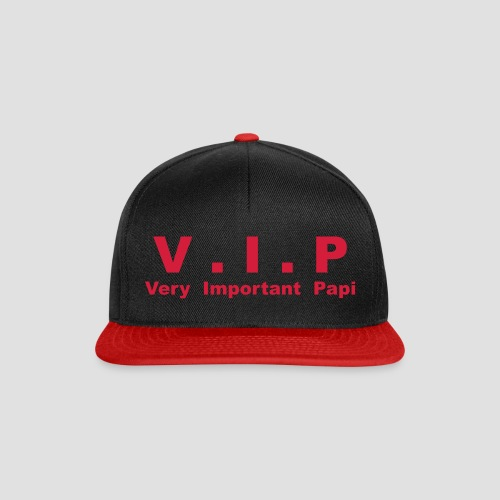 Casquette Very Important Papi - Casquette snapback