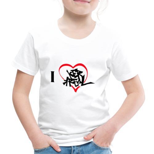 Tee shirt Premium Enfant I love Ker Kreol - T-shirt Premium Enfant