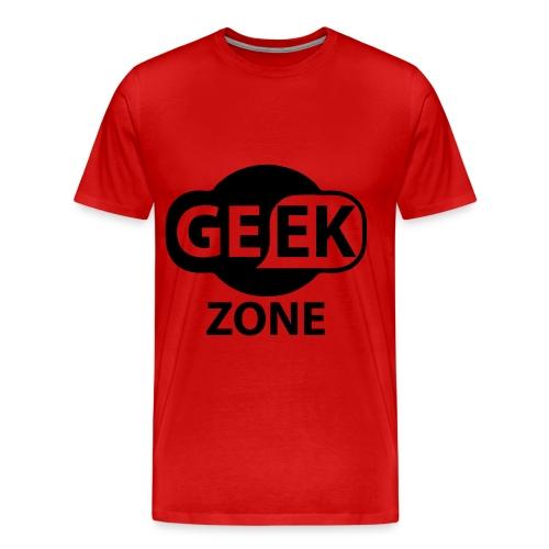 geek zone - T-shirt Premium Homme
