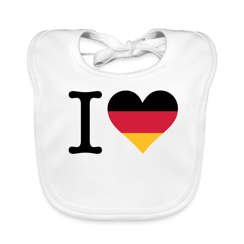 i love germany bib spreadshirt. Black Bedroom Furniture Sets. Home Design Ideas