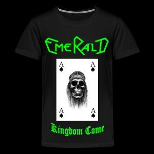 Kingdom Come für Teens - Teenager Premium T-Shirt
