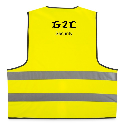 Warnweste G2C Security - Warnweste