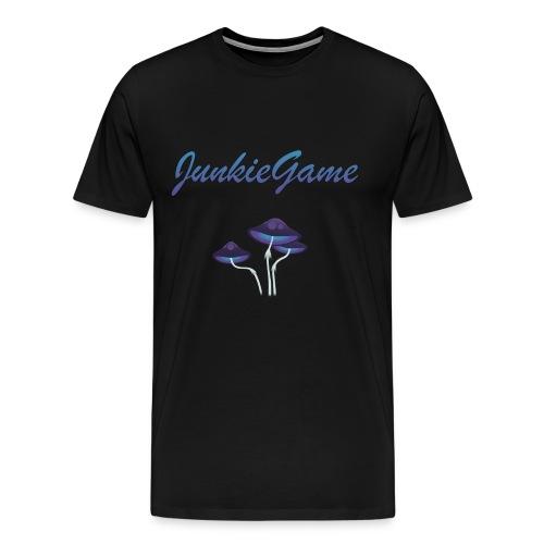 JunkieGame Premium Shirt #2 - Männer Premium T-Shirt