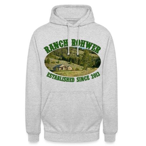 Ranch Rohwer Green Hoodie - Unisex Hoodie