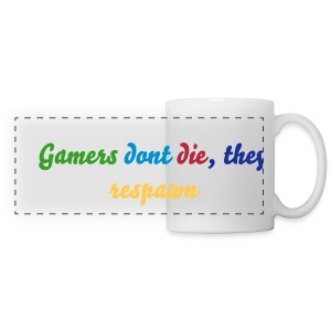 Cup to Gamers - Panoramakopp
